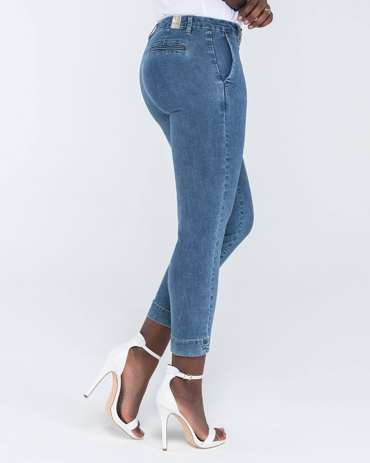 jeans chinos con tasca america