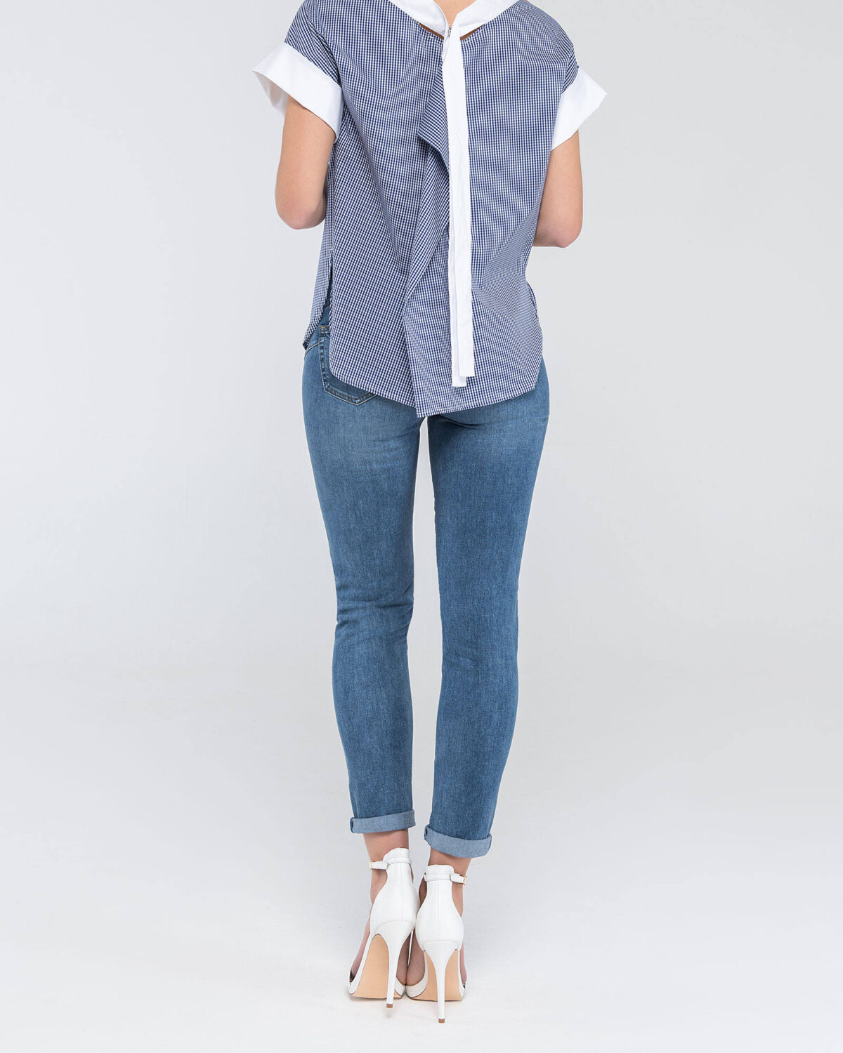 jeans 5 tasche push up